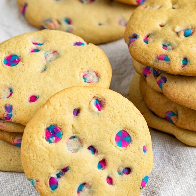 Nestlé® Toll House® Unicorn Magic Sugar Cookies