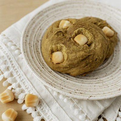 Pumpkin Spice Truffle Cookies