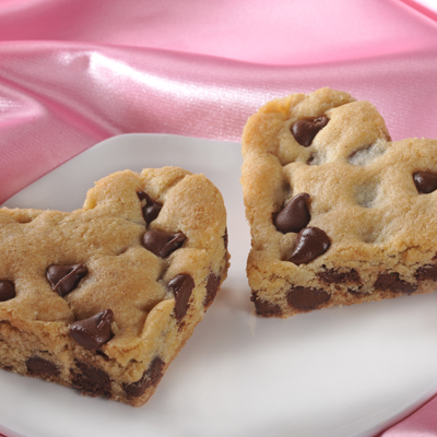 NESTLÉ® TOLL HOUSE® Chocolate Chip Cookie Hearts