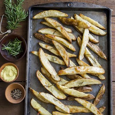 Rosemary Oven Fries