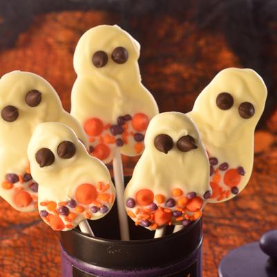 Frightfully Boo-ti-ful Ghosts