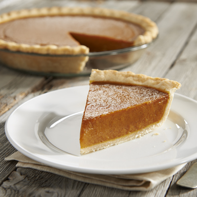 LIBBY'S® Dairy Free Pumpkin Pie