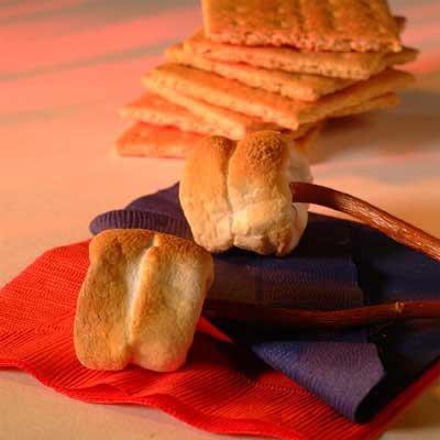 Nesquik-Filled Marshmallows