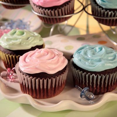 Chocolate Baby Cakes