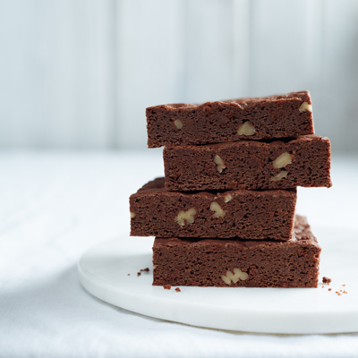 Rich & Chewy Chocolate Brownies