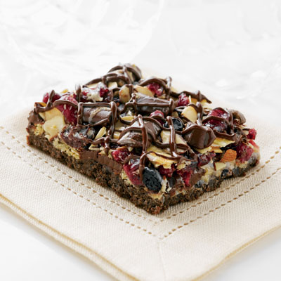 Chocolate Berried Treasure Bars