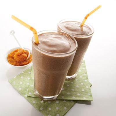 Pumped Up Chocolate Milkshake