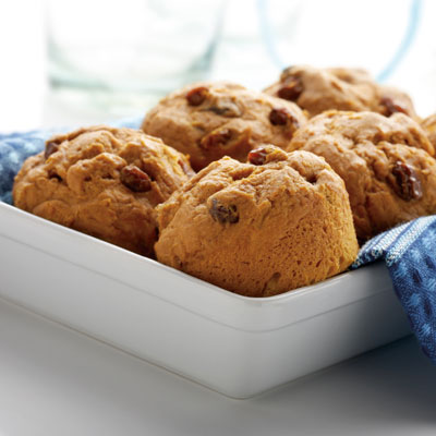Pumpkin, Spice & Everything Nice Muffins