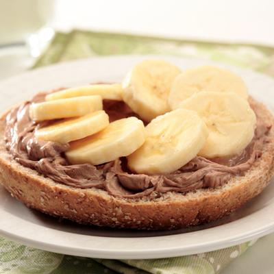 Nesquik Banana Bagel Topper
