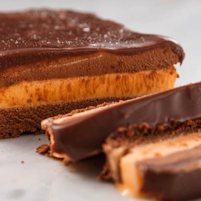 Chocolate Citrus Freeze