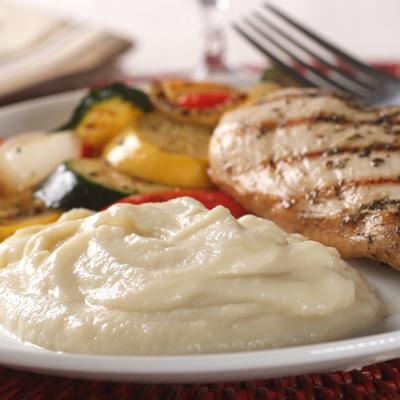 Rich & Creamy Cauliflower Puree