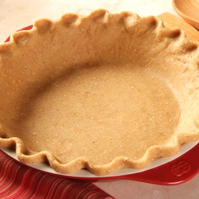 Whole-Grain Pie Crust