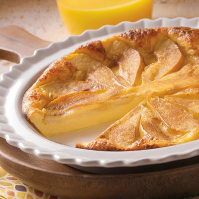 Pear Oven Pancake