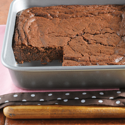 Gluten-Free* Fudgy Brownies