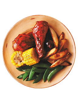Maggi® So Juicy® Sticky BBQ Chicken