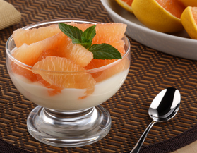 Delicia de toronja y limón