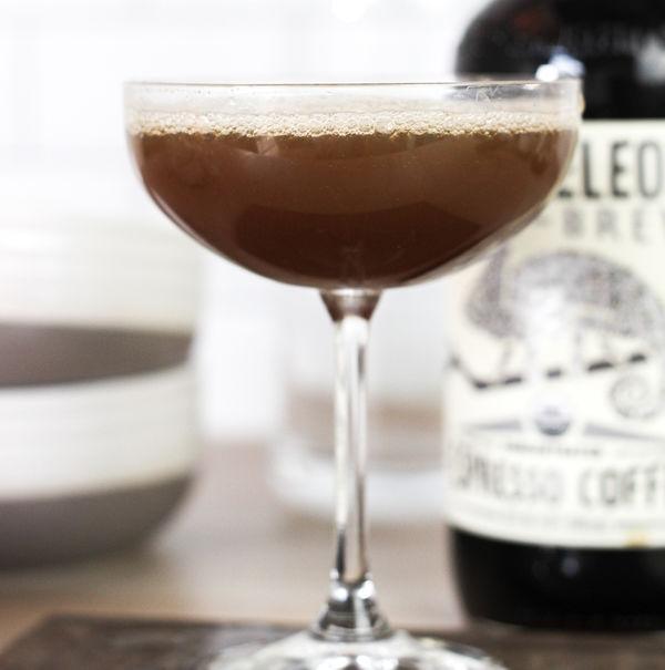 Espresso Cold Brew Martini