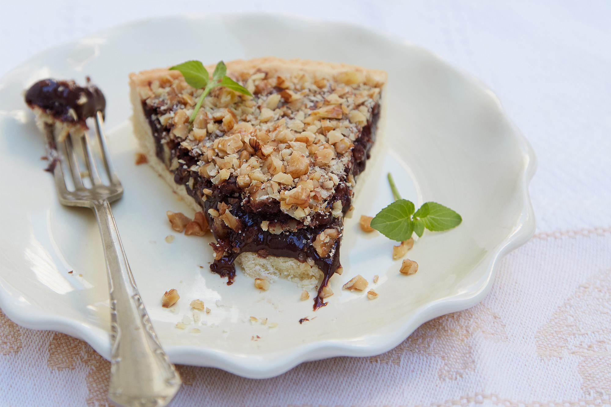 Torta de chocolate y leche condensada