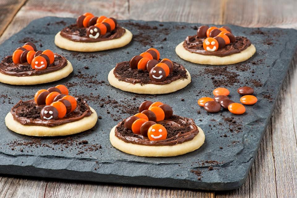 SCARIES Creepy Crawler Cookies