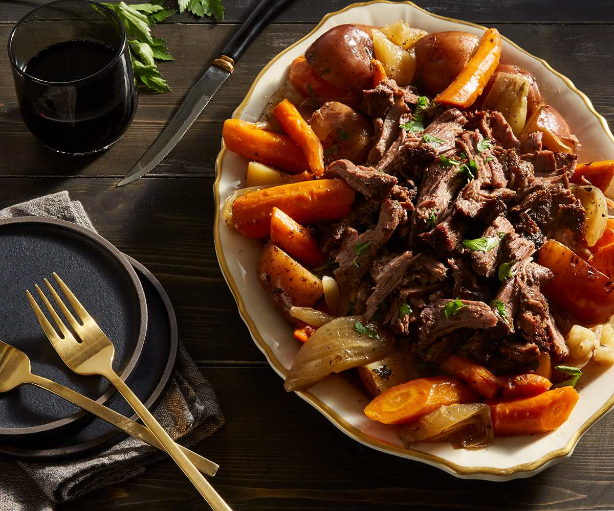Slow Cooker Pot Roast image