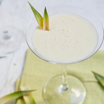 Cóctel de anana