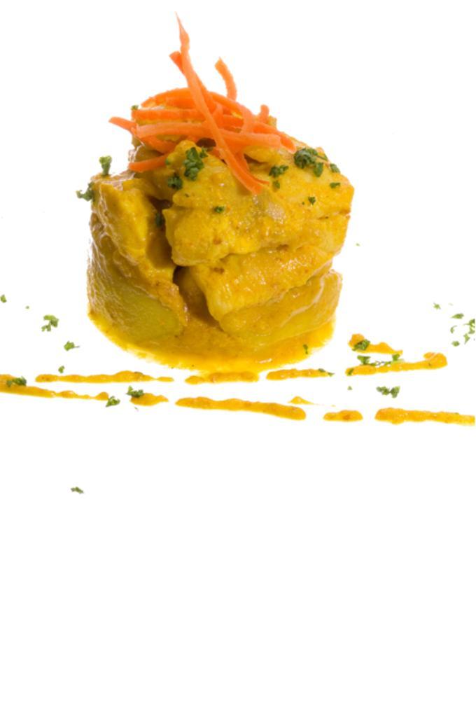 Lomo al Curry