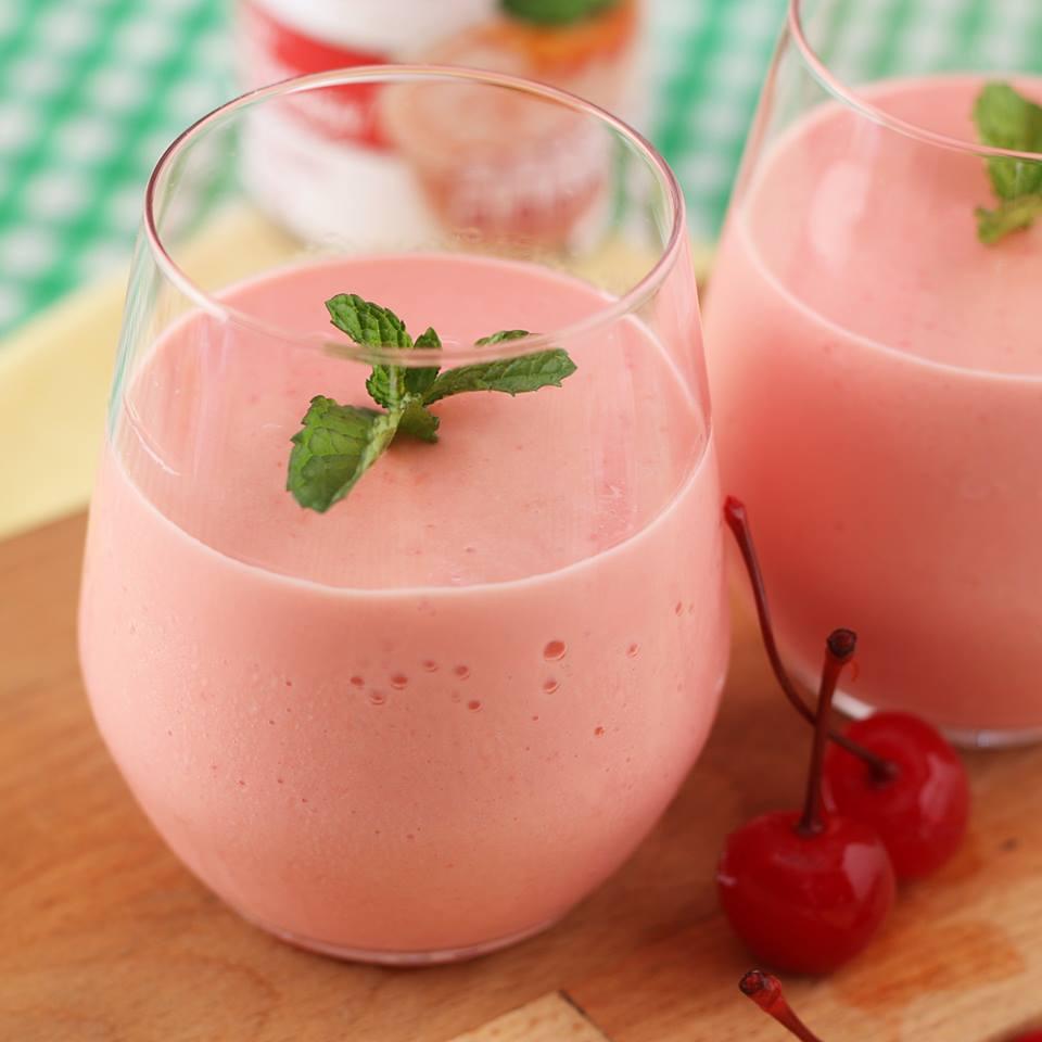 Mousse de Cherries