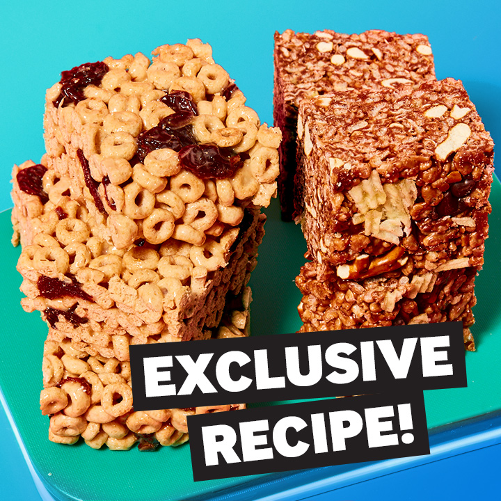 Compost Cereal Bars