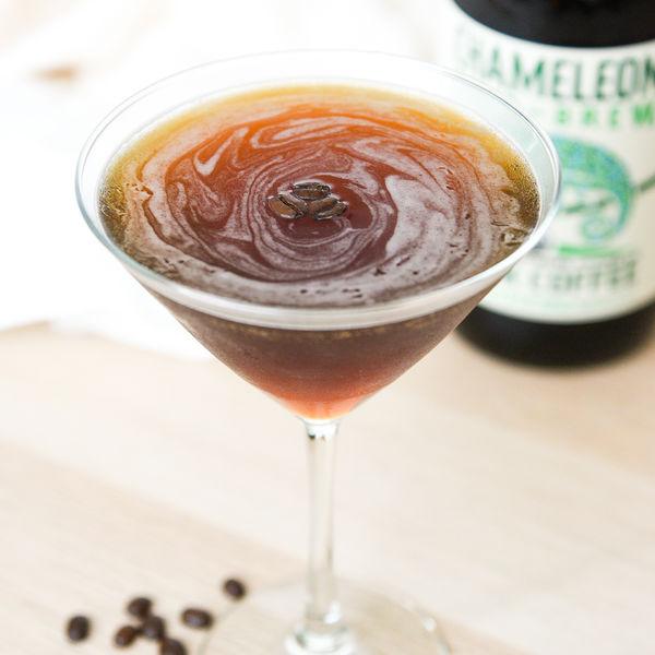 Simple Cold Brew Martini