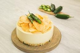 Dip de queso al jalapeño