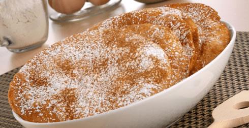 Pasta para buñuelos a la Mexicana