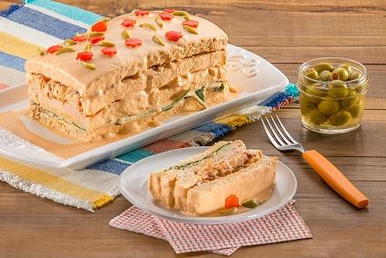 Sandwichón de pimiento