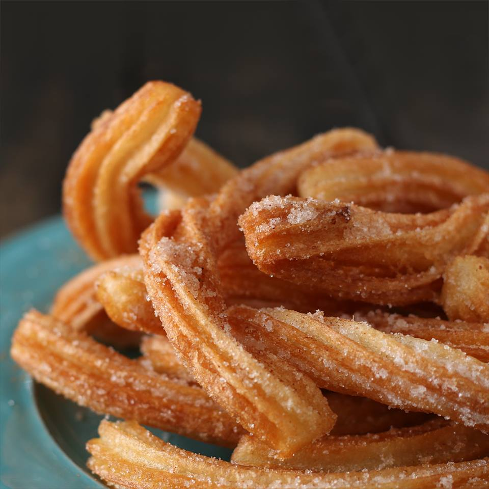 Churros Carnation