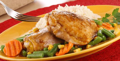 Pollo a la MAGGI