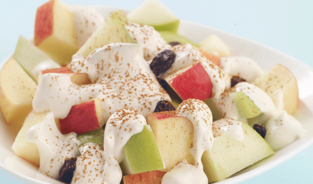 Ensalada de manzana