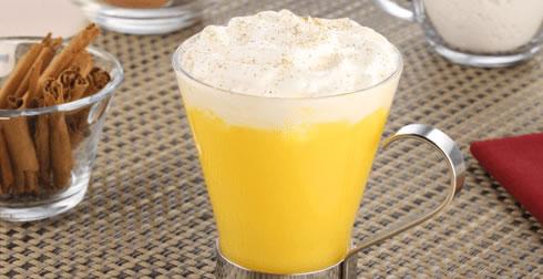 Ponche de leche de Nuevo León