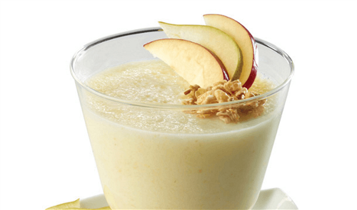 Gelatina de manzana