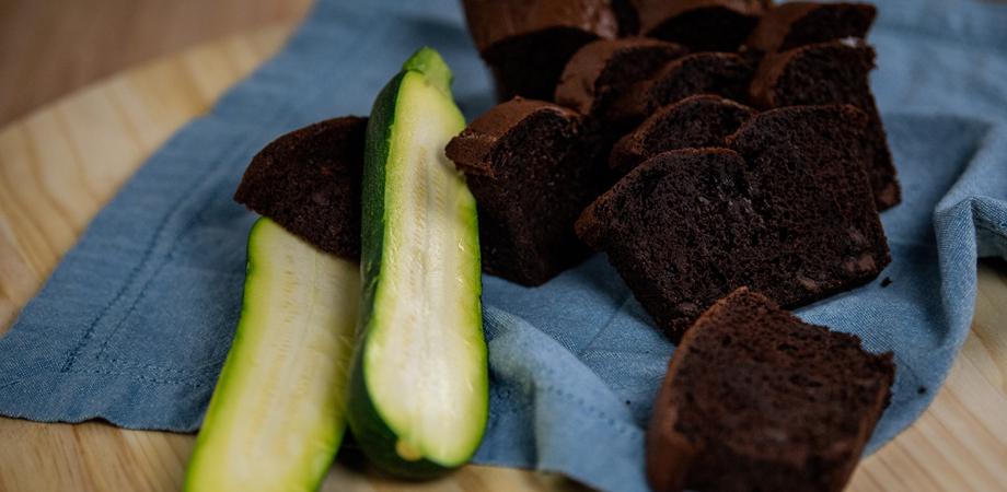 Mexican Chocolate Zucchini Bread
