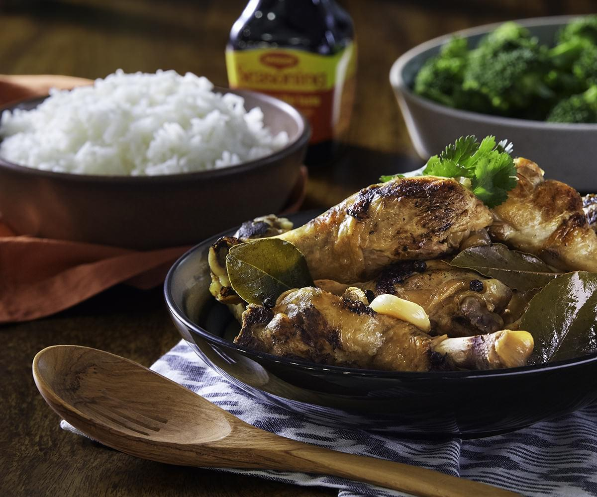 Slow Cooker Filipino Chicken Adobo image