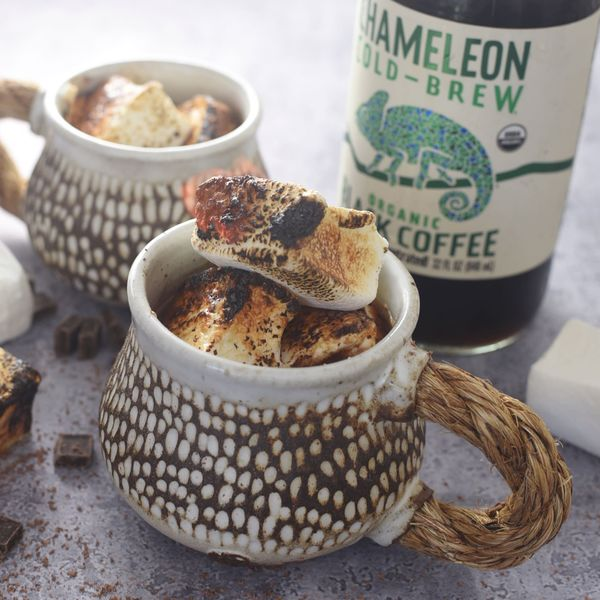 Chameleon Cold-Brew Campfire in a Cup