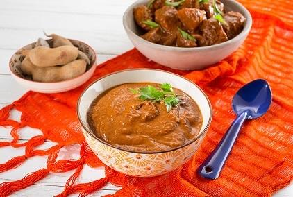 salsa de chile pasilla y tamarindo