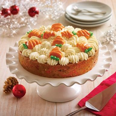 Pastel de zanahoria sin horno