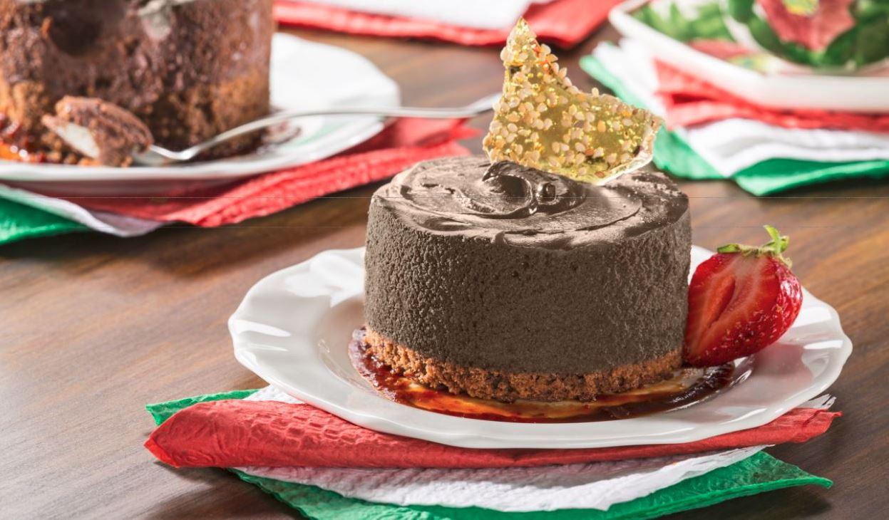 Cremoso de Pinole y Chocolate