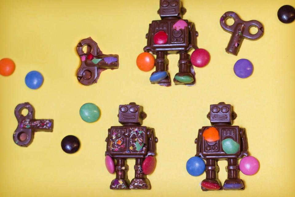 SMARTIES Robots
