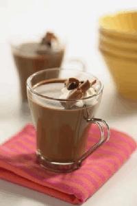 Gelatina dulce de café