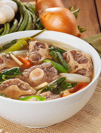 Sinigang na Oxtail