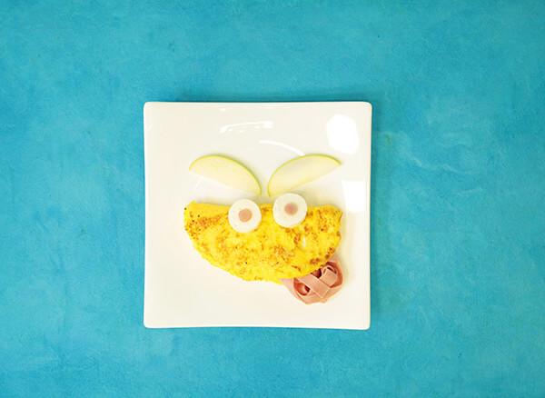 Monstruo de huevo