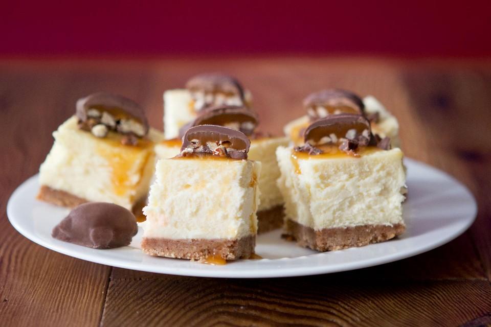 TURTLES Cheesecake