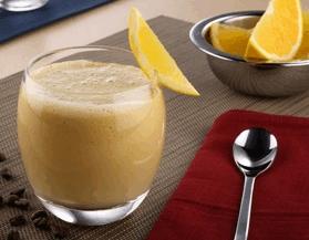Café Helado con Naranja