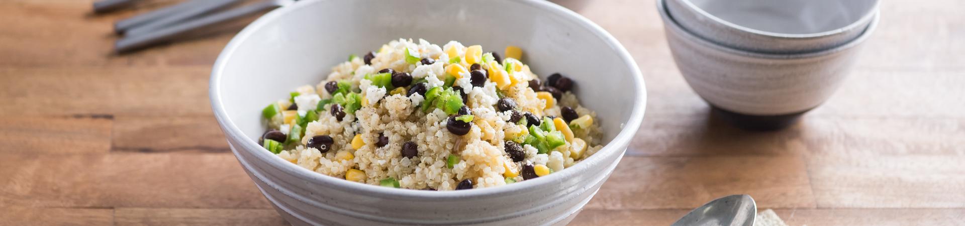 Tex-Mex Quinoa Salad image